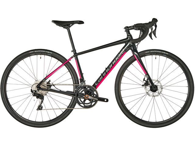Cannondale Synapse AL Disc 105 Damen acid strawberry